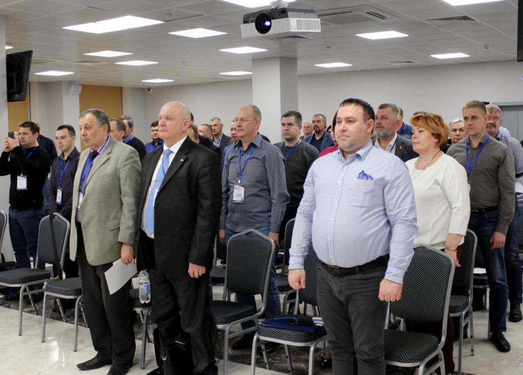 Федерация Безопасности - 1й общероссийский форум руководителей охранных структур